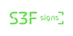 S3F sign